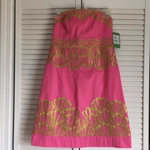 NWT Lilly Pulitzer Bowen dress - sz 4